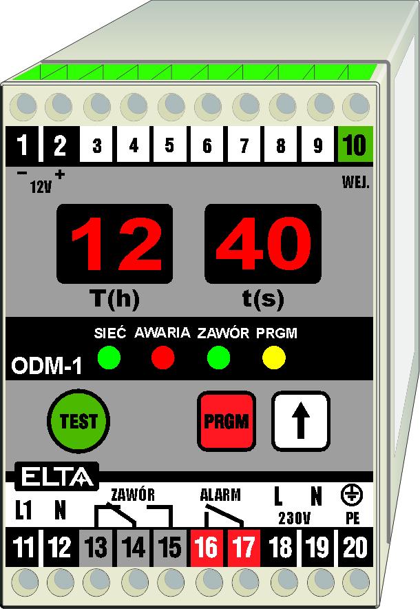 KARTA ROZDZIAŁ 1- ODM-10
