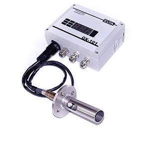 OX-101 cyrkonowy analizator zawartości tlenu w spalinach (tlenomierz)