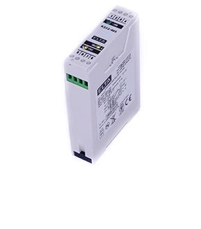 RS232/485 konwerter separowany transmisji RS232 na RS485