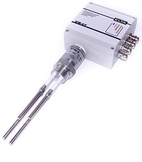 SPW-4/P czteroelektrodowa sonda przewodnościowa zintegrowana z regulatorem
