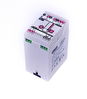 WPW-1 jednokanałowy regulator poziomu cieczy przewodzących