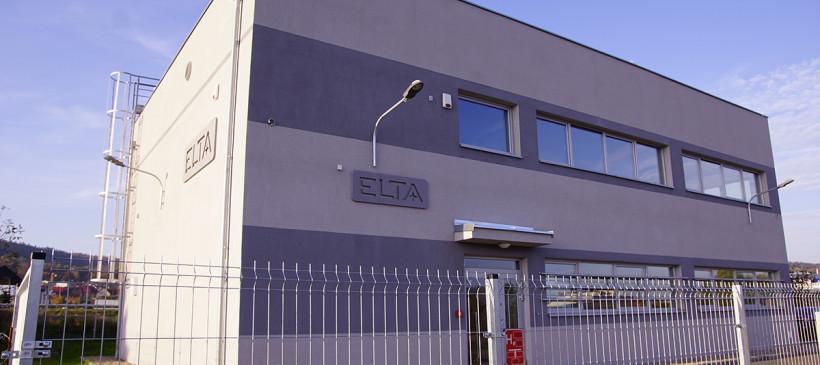 Nowa siedziba – ELTA